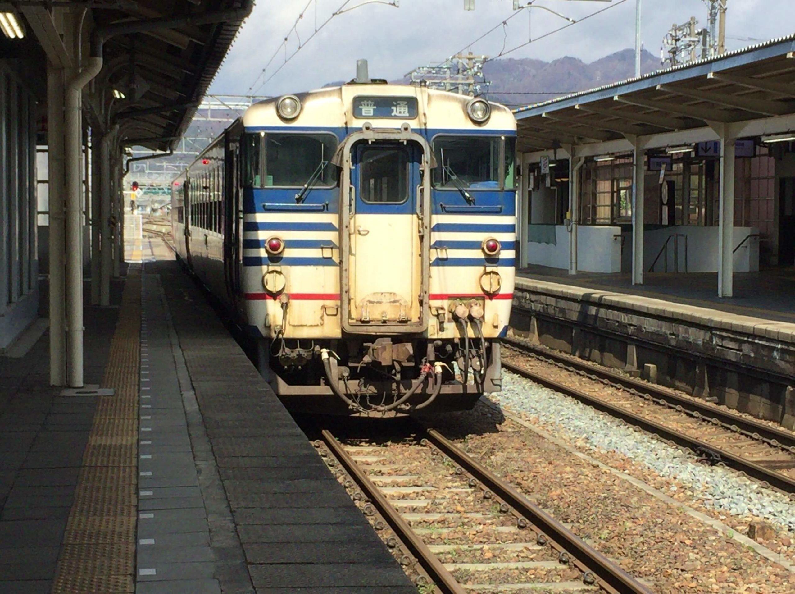 羽越本線 キハ48形