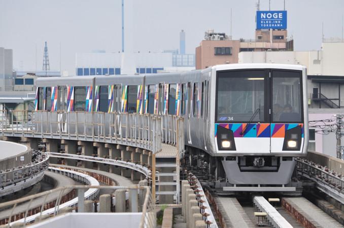 横浜シーサイドラインの逆走事故もまた、故意に起こされた可能性が高い。
