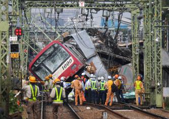 京浜急行の踏切衝突事故は、カジノ反対の声を曇らせるために起こされた可能性が高い。